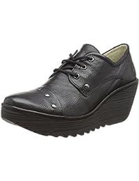 Fly London Yoti904fly, Zapatos de Cordones Derby para Mujer