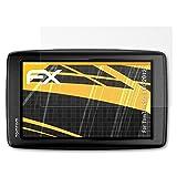 atFoliX Schutzfolie für Tomtom Start 60 (2012) Displayschutzfolie - 3 x FX-Antireflex blendfreie Folie