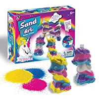 AMAV Toys UNICORN SAND ART GLITTER & GLOW