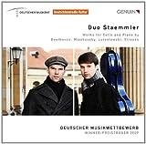 Deutscher Musikwettbewerb Winner 2009 by P-P Staemmler/H Staemmler (2010-05-25)