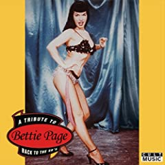 A Tribute to Bettie Page - Back to the 50's