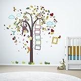 extraíble Autoadhesivo Adhesivos de pared cuarto del bebé
