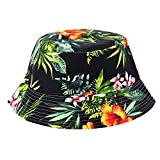 ZARLLE Sombrero De Pescador Adjustable Cap Flower Print Hats Nepalese Cap Army Mens Sombrero De...