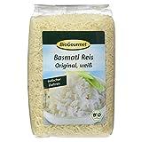 BioGourmet Bio Original Basmati Reis weiß, 500g