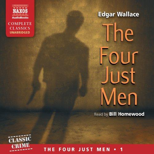 The Four Just Men  Audiolibri