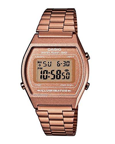Casio Casio-24897-Armbanduhr, Edelstahl-Armband