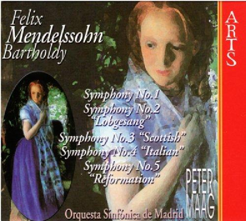 Madrid Music Box (Complete Sinfonien 1-5)