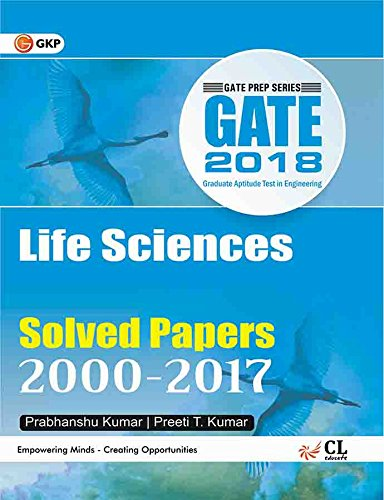 Gate Paper Life Science 2018 (Solved Papers 2000-2017)