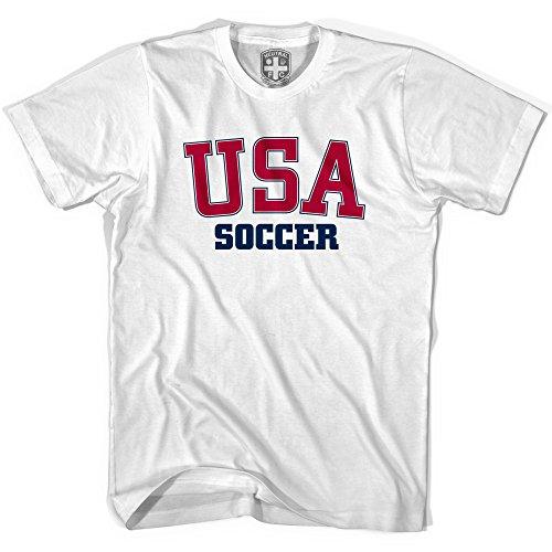 Estados Unidos camiseta fútbol gris Cool