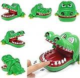 Kingtoys®Crocodile Bite Finger Pull Teeth Game Children Kid Toy Gift