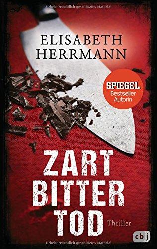 Buchseite und Rezensionen zu 'Zartbittertod' von Elisabeth Herrmann