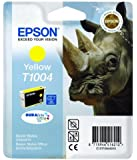 Epson T1004 Yellow Ink Cartridge for SX600FW, B40W/BX600FW