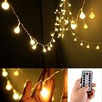 [Remote & Timer] 5 Meter 50 LED Outdo...