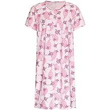 5b757bcd59 Suchergebnis auf Amazon.de für: Damen Nachthemd Gr. 48-50 - Mit ...