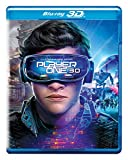 Ready Player One [Blu-Ray]+[Blu-Ray 3D] [Region Free] (English audio. English subtitles)