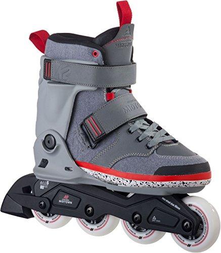 K2 Erwachsene Inline Skate Midtown gray, grau, 10, 30A0014.1.1.100