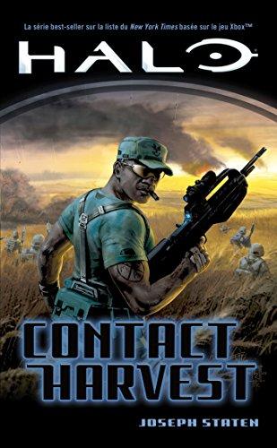 Halo, Tome 5: Contact Harvest par Joseph Staten