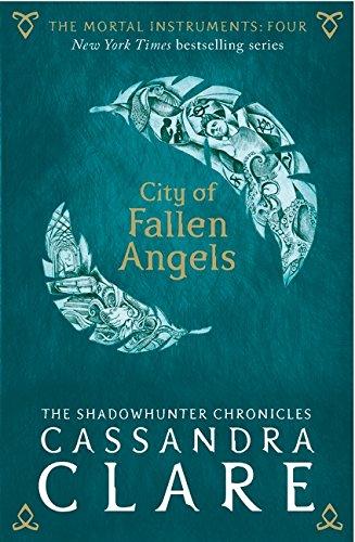 The Mortal Instruments 4. City Of Fallen Angels