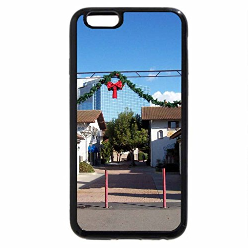 iPhone 6S / iPhone 6 Case (Black) Entrance to Old World