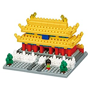 nanoblock-nanoblock-nbh-145-sights to See Series The Forbidden City Juguete, nbh-145