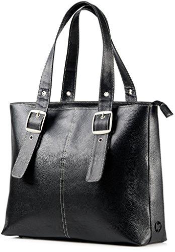 HP Tote (F3W13AA) Tasche für Damen (für Notebooks ) 39,62 cm (15,6 Zoll) schwarz -