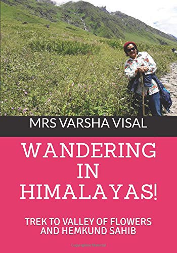 Wandering in Himalayas!: Trek to Valley of Flowers and Hemkund Sahib