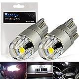 Safego 2x Super Brillante 501 T10 W5W 2SMD 3030 LED Blanco Bombilla de Luz de Coche Interior Luces...