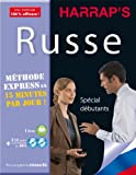 Harrap's méthode express russe - 2 CD + livre