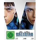 Valerian - Die Stadt der tausend Planeten BD 3D/2D Steelbook + digitale Copy (exklusiv bei Amazon.de) [3D Blu-ray]