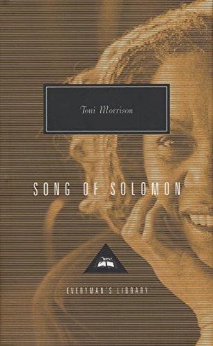 The Song of Solomon (Everyman's Library Classics & Contemporary Classics)
