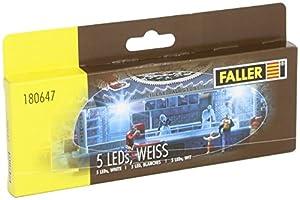Faller - Cables para maquetas de modelismo H0 (F180647)