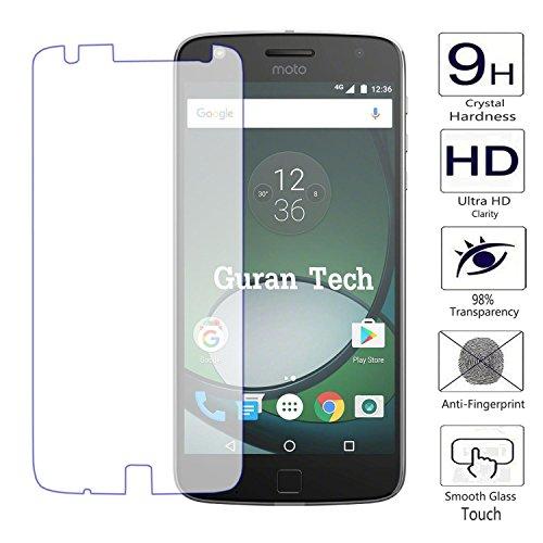 Guran® Displayschutz Glasfolie für Lenovo Moto Z Play (5.5 inch) Smartphone Hartglas Schutzfolie Film
