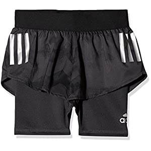 adidas Mädchen Training Run Shorts