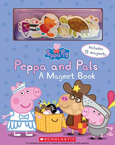 Pal-tv (Peppa and Pals: A Magnet Book [With Magnet(s)] (Peppa Pig))