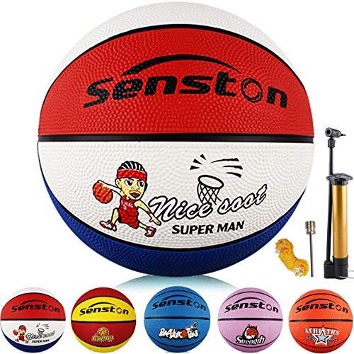 Senston Balon Baloncesto Niños Balon Baloncesto Pelota