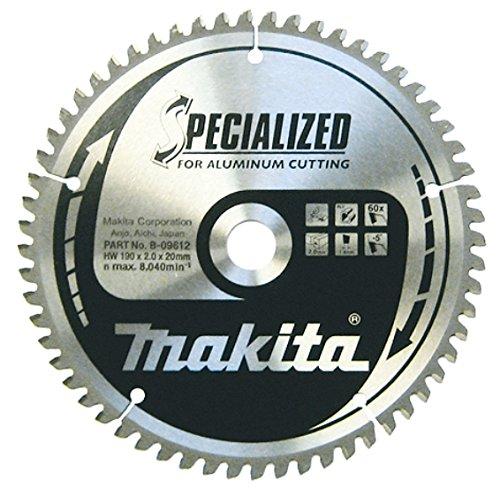 Makita B-09656 - Disco HM 260/30/80D Aluminio