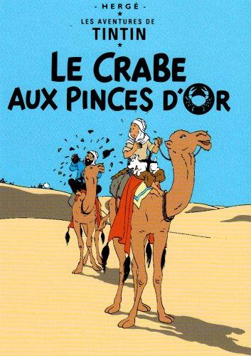 Crabe Pinces Or (Petit Format) Op Ete 2006