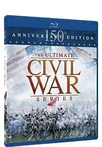 Ultimate Civil War Series: 150th Anniv [Blu-ray] [US Import]
