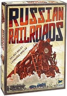 Hans im Glück 48238 - Russian Railroads, Strategiespiel (B00DZQOH5K)   Amazon price tracker / tracking, Amazon price history charts, Amazon price watches, Amazon price drop alerts