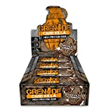 Grenade Carb Killa High Protein and Low Carb Bar, Chocolate Crunch - 12 x 60 g