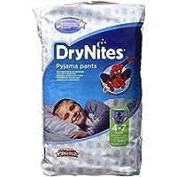 Huggies 4–7Jahre DryNites Pyjama Pants Spiderman 30pro Packung