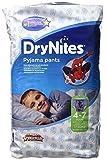 Huggies 4–7Jahre DryNites Pyjama Pants Spiderman 30pro Packung Vergleich