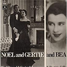 Noel Coward, Gertrude Lawrence And Beatrice Little