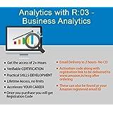 Analytics with R:03 - Business Analytics