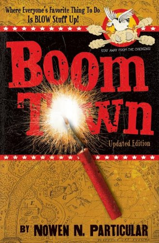 Boomtown: Chang's Famous Fireworks