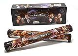 Magie noire bâtonnets de joss Bâtons d'encens x 120 importation indienne joss classique bâtons de bâtonnets Magie noire