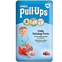 Huggies Pull-Up Dei Pantaloni Di Formazione Vasino Per I Ragazzi Formato 4 Piccoli 8-15Kg (16)