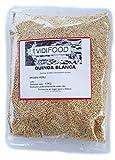 Quinoa Blanca - 1kg - Fuente Rica de Aminoácidos, Vitaminas y...