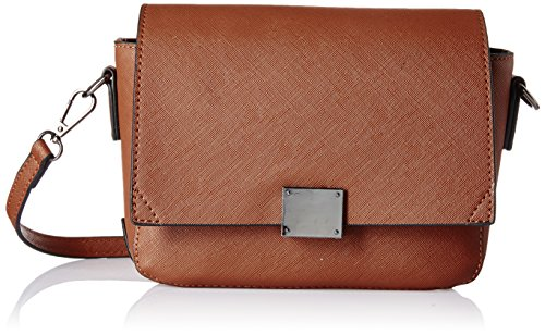 Lino Perros Men's Sling Bag (Brown)