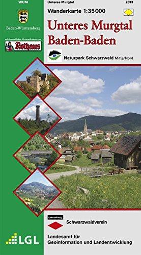 Unteres Murgtal Baden-Baden